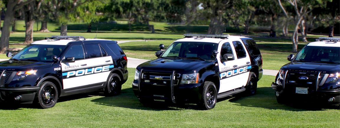 Gardena Police Department Online | » Order Police Report